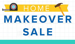 Free carpet installation plus 10% off all Premier Stainmaster Carpet Collection purchases during the Home Makeover Sale at Towne Pride Interiors Abbey Flooring Center in Hampstead.