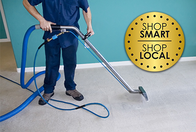 Towne Pride Interiors offers complete cleaning services for carpet, area rugs, and floor tile.