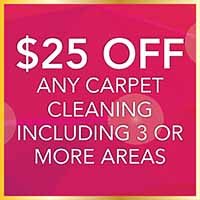 National Gold Tag Flooring Sale going on now at Towne Pride Interiors! Receive $25 off any carpet cleaning including 3 or more areas